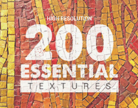 200 Essential Textures vol.2