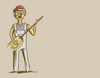 Music Themed Illustration