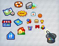 Webkinz Iconography