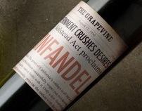 Brand Identity: 20•33 Wine
