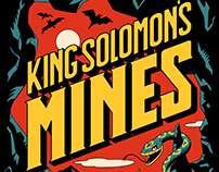 Puffin Classics 'King Solomon's Mine' Book Cover