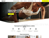 Online GYM project