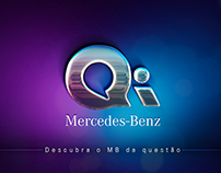 Quiz Interativo Mercedes-Benz