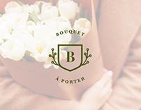 BOUQUET À PORTER BRANDING