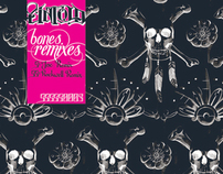 Bones Remixes 12""