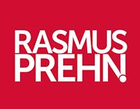 Stærkt kampagnemateriale for Rasmus Prehn