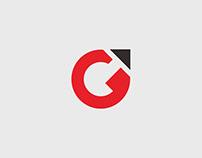 G Strong Masculine Logo