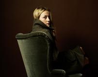 Tweed-100% wool