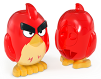 Cofre Angry Birds