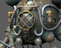 Deep Sea Bot