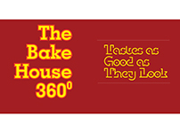 Bake House Brochure