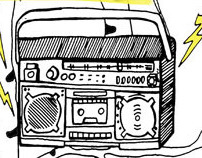 "Jan Brzechwa ""ptasie radio"""