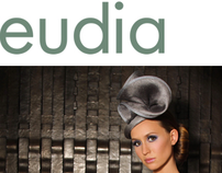Eudia website, blog and webshop