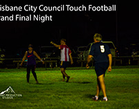 Brisbane City Council Touch Footy Grand Final
