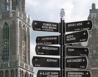 Utrecht city of culture.