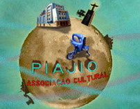 web design - www.piajio.org