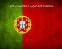 UMA FÓRMULA PARA A NAÇÃO PORTUGUESA
