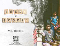 Social Campaign Creatives for an NGO