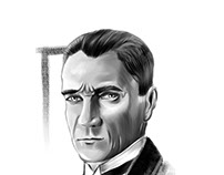 Ataturk-illustration