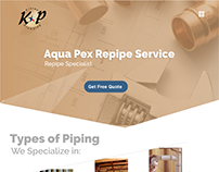 Pipe Services Web Design