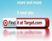Target-Target.com TV (3 spots)