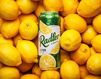 Beer Drink Packaging Redesign - Efes Radler