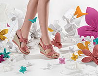 Parex Shoes Brochures (Spring - Summer 2015)