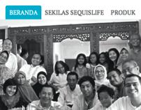 SequisLife Syariah Website