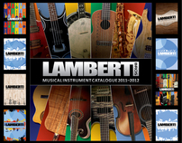 Lamberti Bros Catalogue Cover