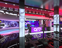 ARB 24 News TV Studio