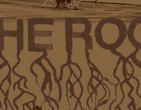 The Roots event poster