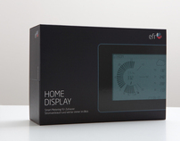 EFR HomeDisplay Packaging