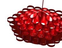 RASPBERRY chandelier