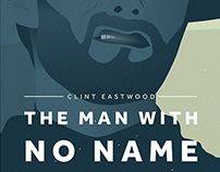 'The Man with No Name' Poster