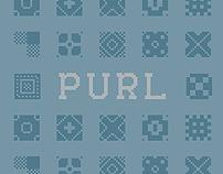 Purl Typeface