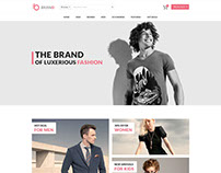 Fashion Html Website