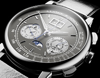 Lange & Söhne perpetual datograph