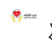 Love your heart Social Media