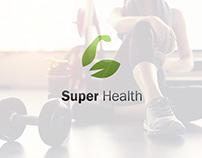 Super Health Logo