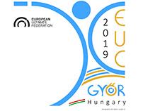Winner Logo//European Championship 2019 vertical