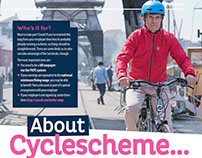Cyclescheme - Cycle Commuter 2015-2016