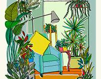 Botanical Home