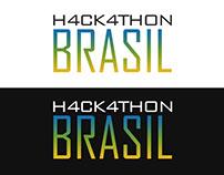 Modernização de logotipo Hackathon Brasil
