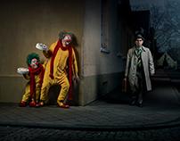 When Clowns Go Bad