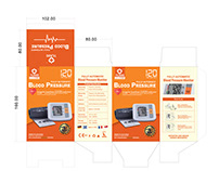 Tcare_Medical Products_Box Design & Branding