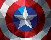 Cpt. America shield