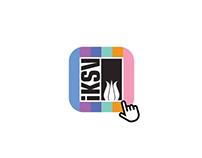 İKSV Mobile App Promo Animation