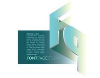 font  page studio