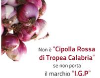 Adv - Consorzio Cipolla Rossa di Tropea Calabria IGP