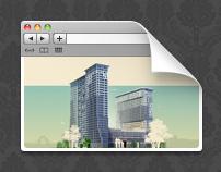 Karamyshevsky briz living complex website